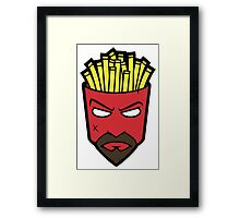 Frylock Aqua Teen Hunger Force Framed Print