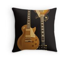 Duet  Throw Pillow
