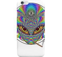3rd eye alien iPhone Case/Skin