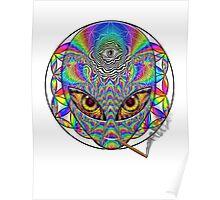 3rd eye alien Poster