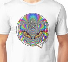 3rd eye alien Unisex T-Shirt