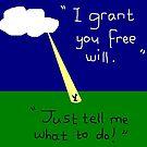Free Will by Nebsy