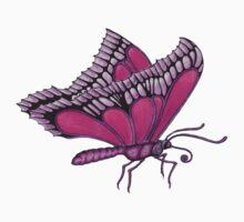 Butterfly Kids Tee