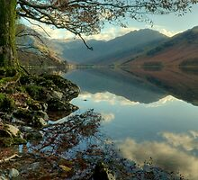 Buttermere..Rocks,Roots and Reflections by VoluntaryRanger