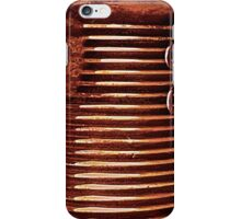 Rusty Pulley iPhone Case/Skin
