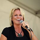 Beccy Cole by Malcolm Katon