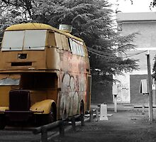 The Yellow Bus by BenBob68