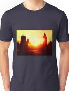 On The Thames  Unisex T-Shirt