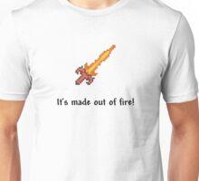 Terraria - Fiery Greatsword Unisex T-Shirt