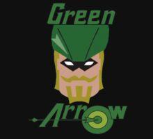 Green Arrow Classic Kids Clothes