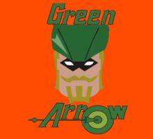 Green Arrow Classic Kids Tee
