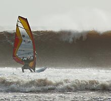 Ready For A Rinsing by AJM Wind+Kite