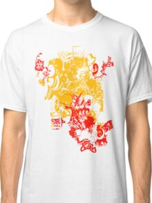 abstract flow Classic T-Shirt