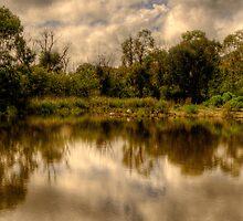 Wetland Dreaming - Tidbinbilla Sanctuary, Australia - The HDR Experience by Philip Johnson