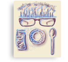 Sweet Glasses - Classic Canvas Print