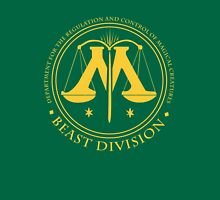 BEAST DIVISION seal - (Harry Potter) Unisex T-Shirt