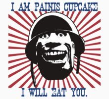 Pain Is Cupcakes t-shirt