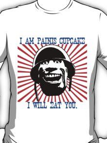 Pain Is Cupcakes t-shirt T-Shirt