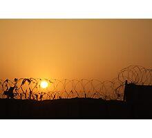 Sunwire Photographic Print
