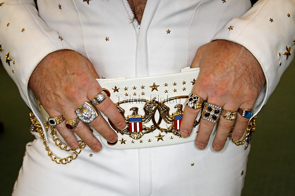 The Kings Bling! by Tainia Finlay