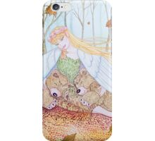 Autumn Breeze iPhone Case/Skin