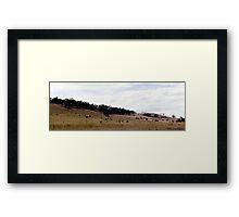 Cooma, NSW, Australia  Framed Print