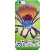 Spider Solitaire iPhone Case/Skin