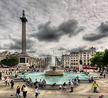 Trafalgar Square by Twisted