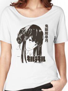 Satsuki Kiryuin Women's Relaxed Fit T-Shirt