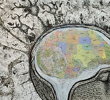 Map of the Mind by emmakarpinski