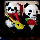 Rock-Star-Pandas by L J Fraser