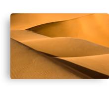 Sand waves - 1 Canvas Print