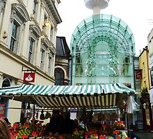Radio City Tower and Clayton Square Market Entrance, Liverpool by artfulvistas