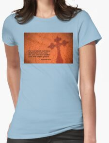 Under Grace Womens Fitted T-Shirt