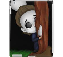Michael Myers Chibi (Halloween Movies) iPad Case/Skin