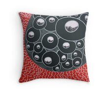 Nano Two - Life or death? Throw Pillow