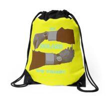 IN NOLANS WE TRUST Vesrion 4 Drawstring Bag