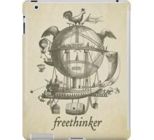 Freethinker iPad Case/Skin