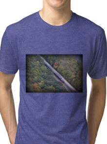 Gorge Train Tri-blend T-Shirt