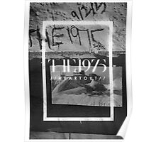 THE 1975 - HEART OUT Poster