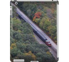 Gorge Train iPad Case/Skin