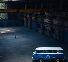 Dark side of the bus II by monicamarcov