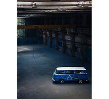 Dark side of the bus II Photographic Print