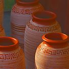 India Earthen Pottery#2 by Mukesh Srivastava