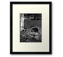 Studio Framed Print