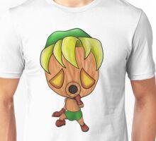 Deku Link Chibi (The Legend of Zelda: Majoras Mask) Unisex T-Shirt