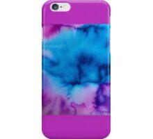 watercolour Blue III iPhone Case/Skin