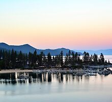New Day at Sand Harbor by adoredcreation