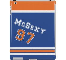 McSexy - Jersey Style iPad Case/Skin
