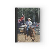Grand Entry Hardcover Journal